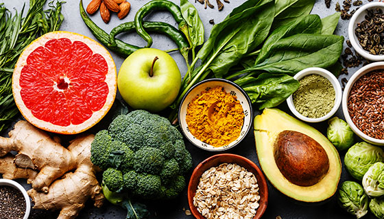 Food and Nutrition Marbella